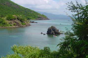 Marigot (Terre de Haut, Les Saintes, Guadeloupe)